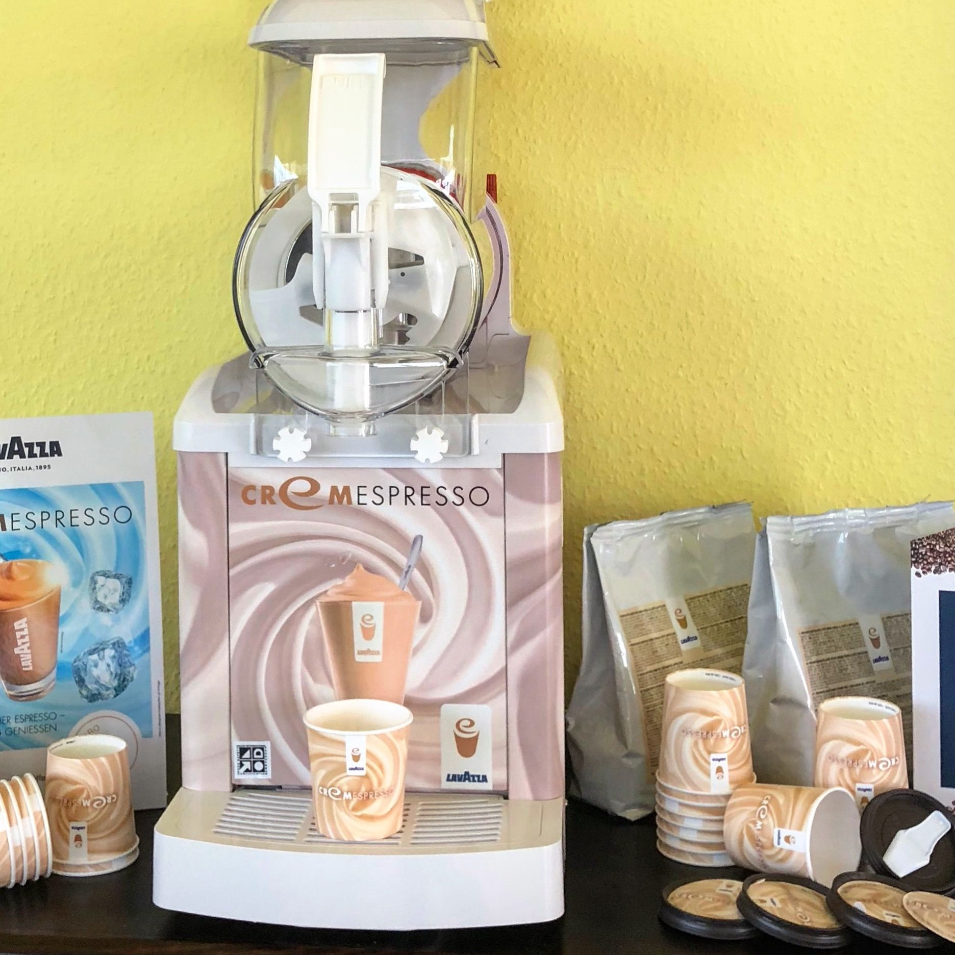 Pin von GastroSun Kaffee Tee Shop auf Lavazza Kaffee