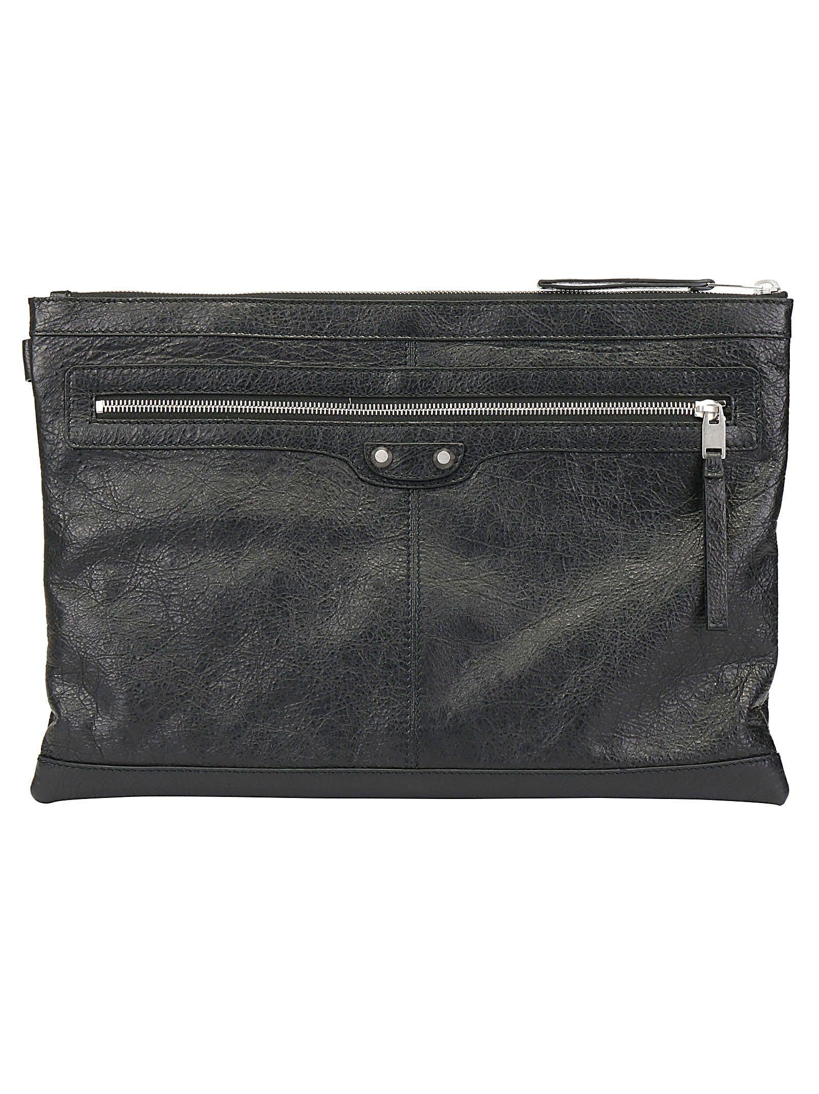 Balenciaga Pouch Balenciaga Wallet Leather Pouch Balenciaga