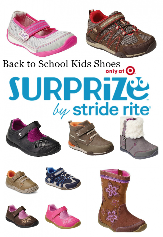 Stride Rite Durable Kids Shoes at