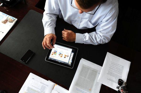 La Caída de BlackBerry Está Siendo Muy Beneficiosa para Apple