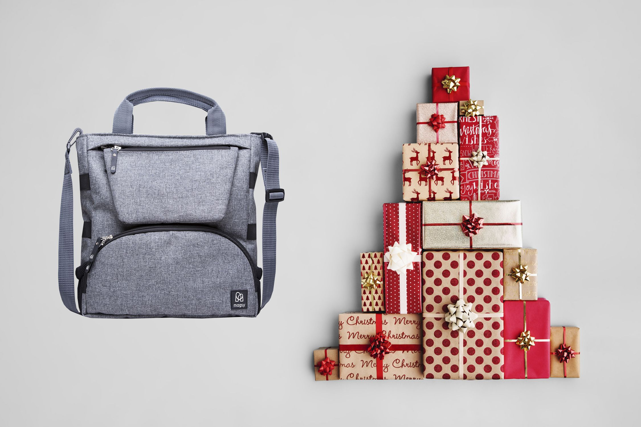 Torba Magsy I Choinka Bags Magsybags Parenting Gifts Torby