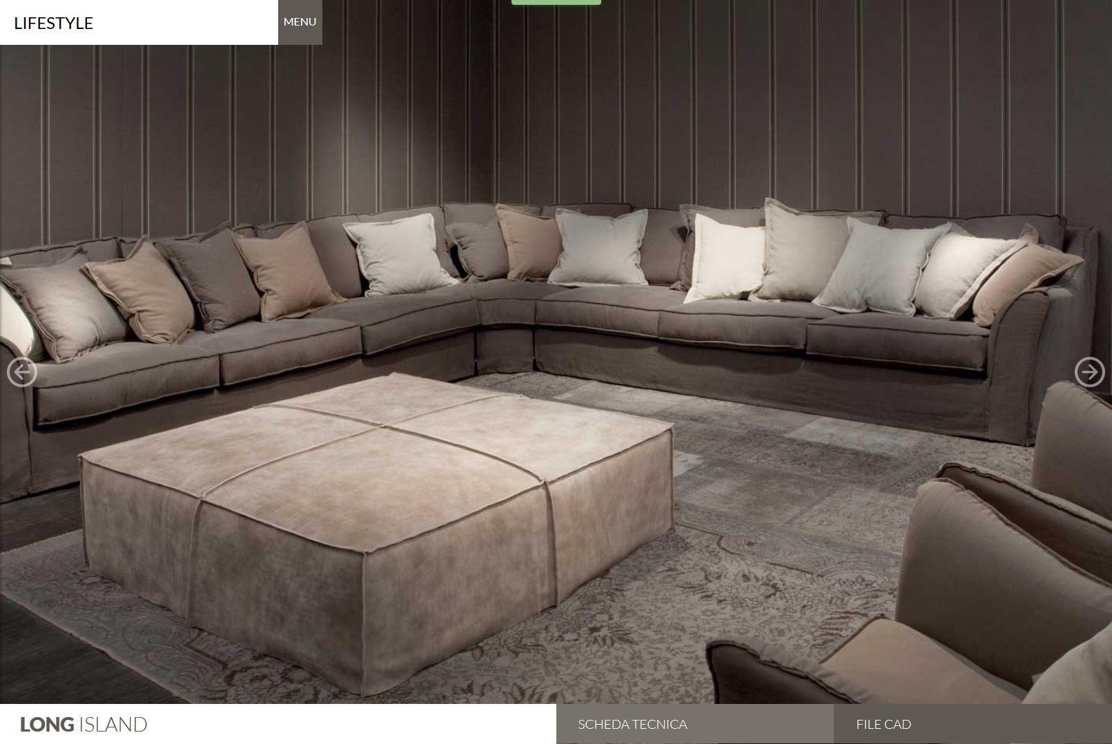 Best Ville Venete Divani Contemporary - Modern Design Ideas ...