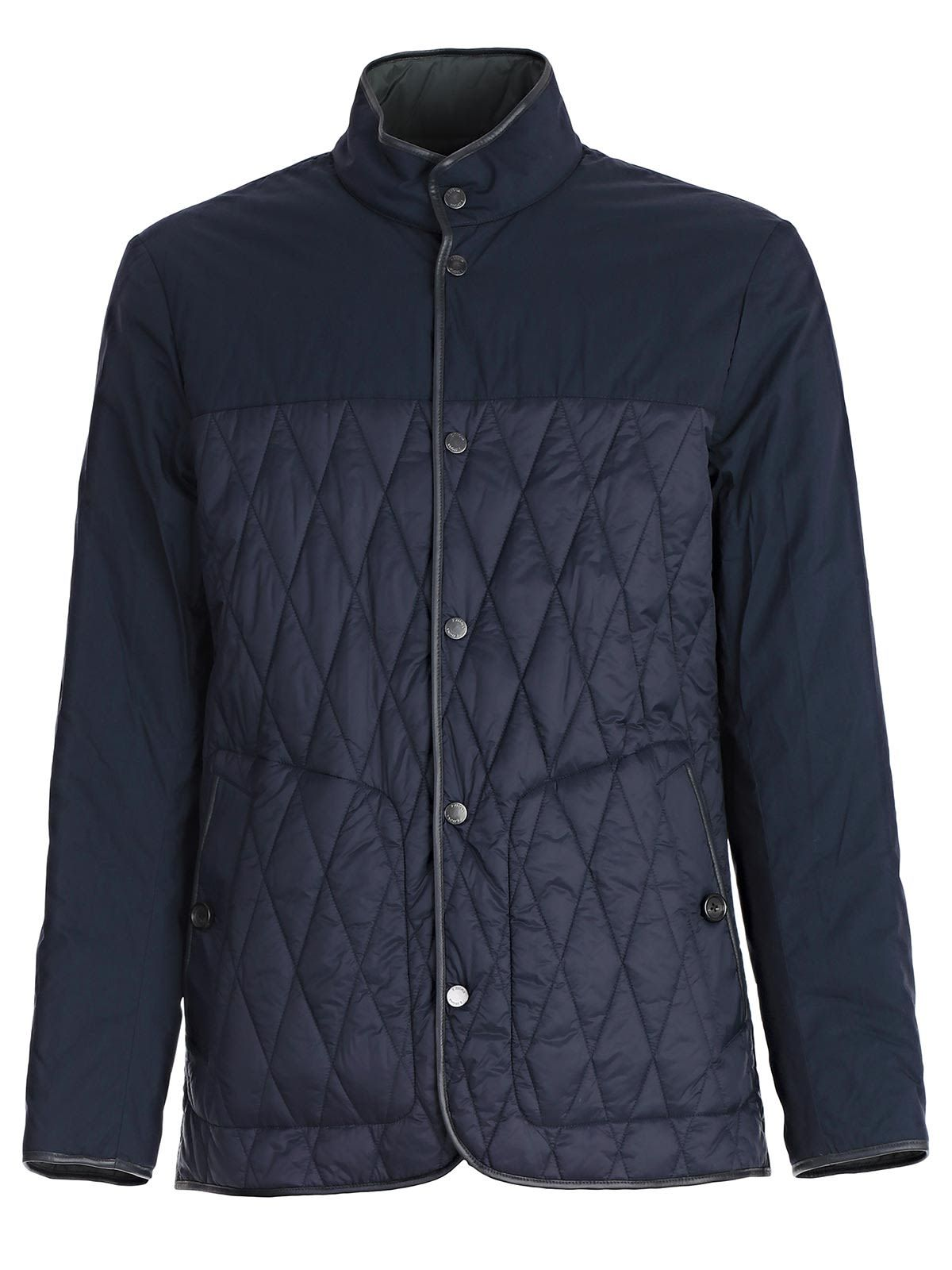 719f81b5 Z ZEGNA QUILTED JACKET. #zzegna #cloth # | Z Zegna | Quilted jacket ...
