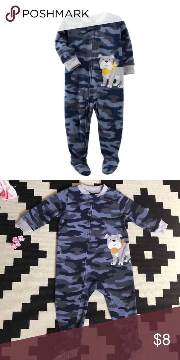 d251cbc41b3e ✨Bundle✨ 3 Carter s Baby Boys  Fleece Pajamas