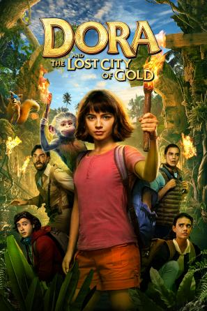 Dora And The Lost City Of Gold Arrives On Blu Ray Dvd And Vod On Nov 19th Now Available To Own On Digital Review Lost City Of Gold Lost City Gold