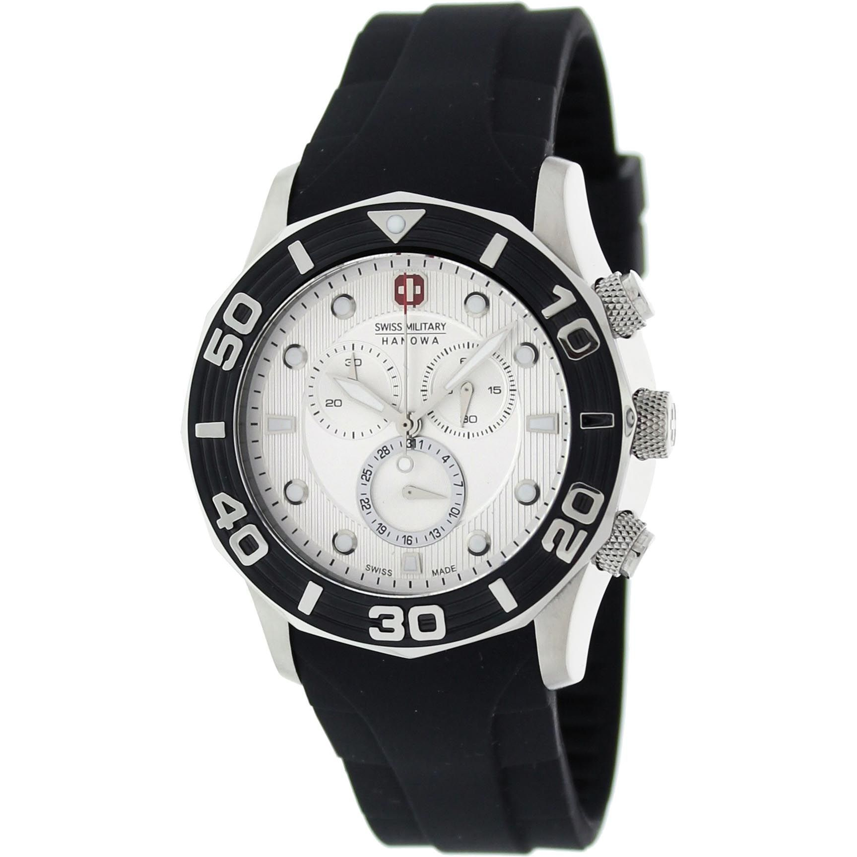 Swiss Military Hanowa Men's Oceanic Swiss Chronograph Watch