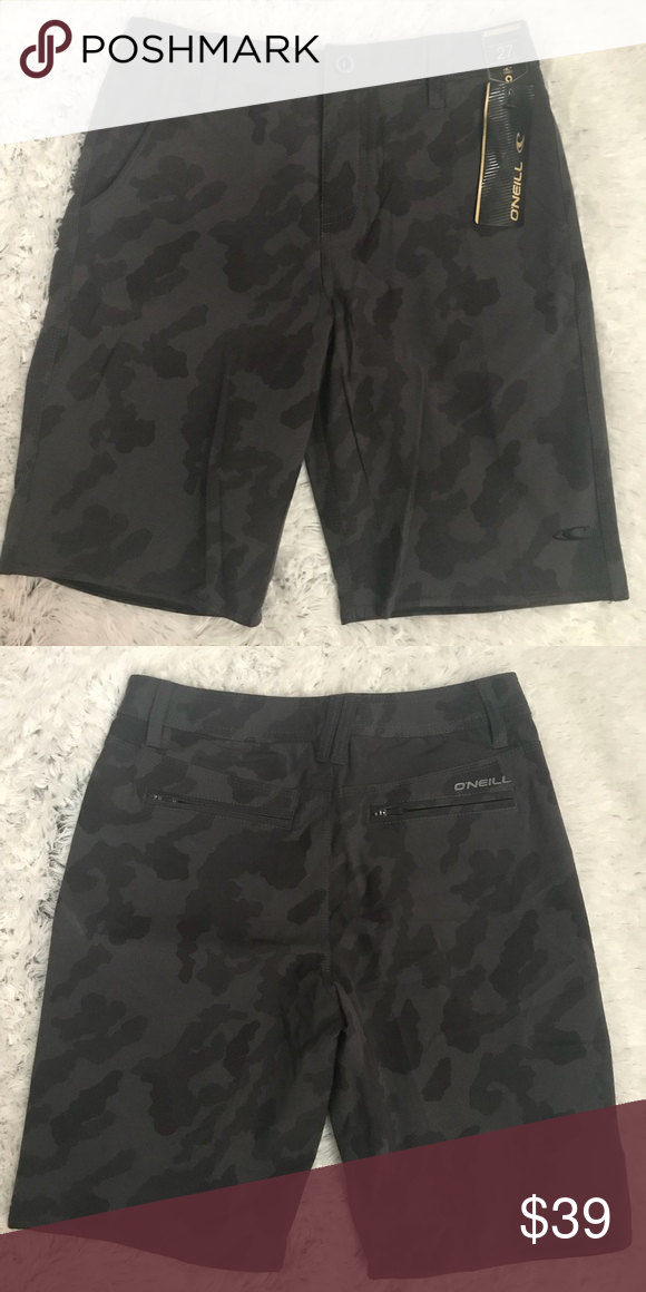 7b01b2a28c NEW-Boy's O'NEILL Camouflage Hybrid Shorts 14(w27) NEW w/Tag-Boy's O'NEILL  Camouflage Dirty Deeds Hybrid Standard Fit Shorts 14(w27) O'Neill Swim