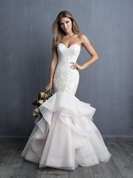 Allure Bridals Couture C491 Allure Couture Bridal Elegant Xpressions ...