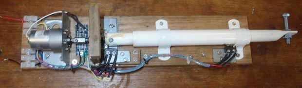DIY Linear Actuator | 3D Stuff | Linear actuator, Cnc lathe, Diy