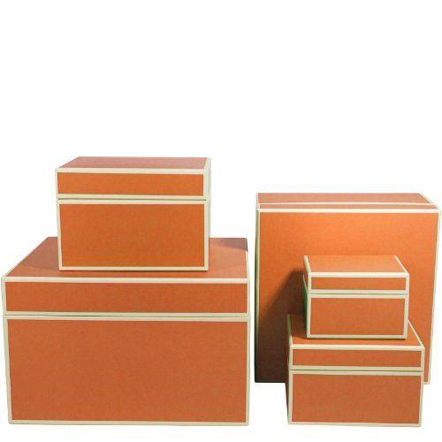 Semikolon square nestingorganizer boxes set of 5 orange 30916 semikolon square nestingorganizer boxes set of 5 orange 30916 check out the image by visiting the link colourmoves