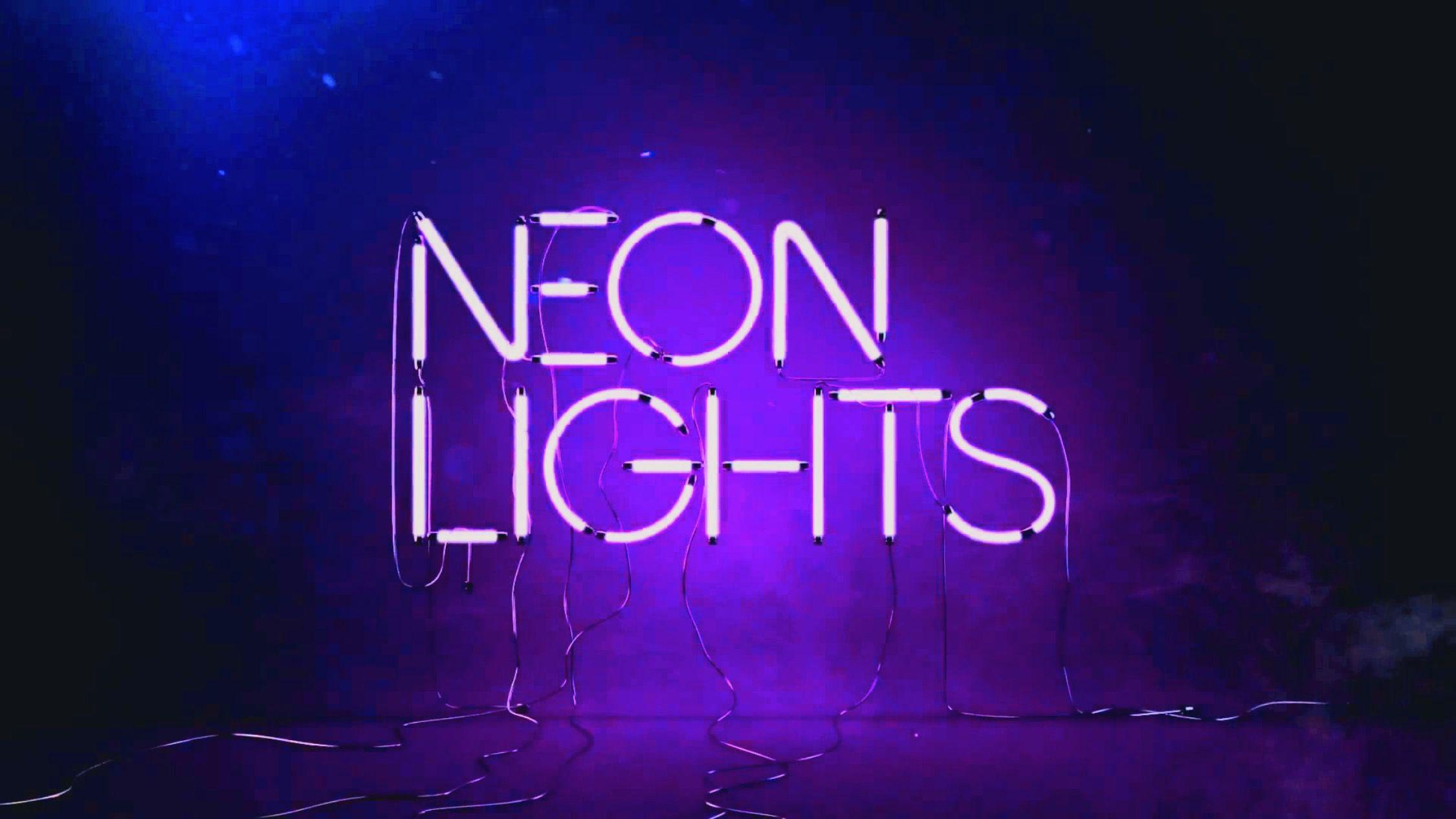 A E S T H E T I C P U R P L E Neon Light Wallpaper Neon Wallpaper Neon