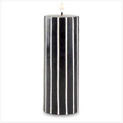 Striped Pillar