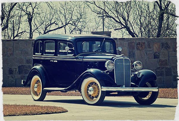 Cars In The 1930s History Pictures Facts More Chevrolet Sedan Mecum