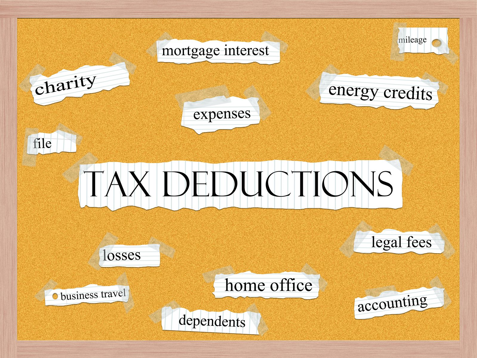 As Tax Season Approaches Are You Looking For Every Tax Deduction