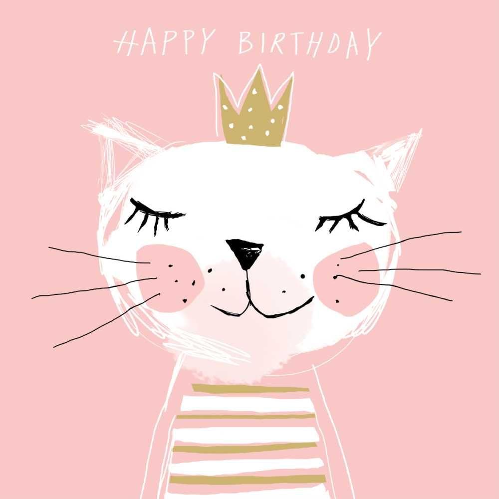 Happy Birthday Princess Napkins Alles Gute Zum Geburtstag