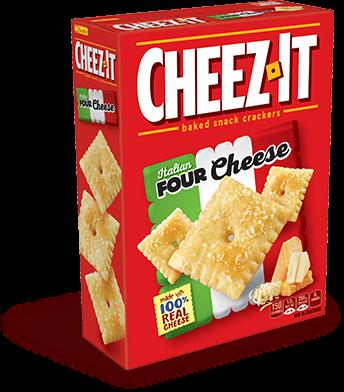 Cheez It Baked Snack Product Varieties Cracker Snacks No Bake Snacks Snacks