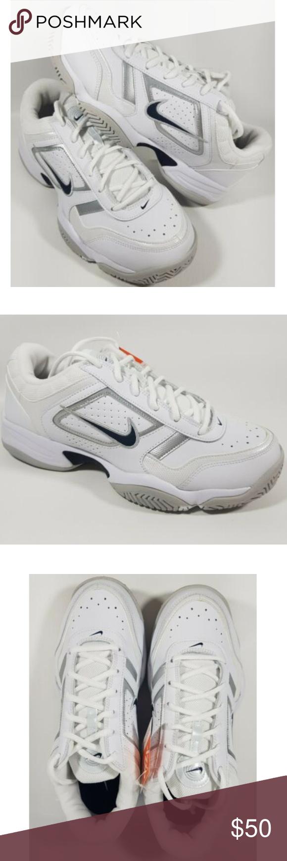 Nike City Court III Wide 4E Mens Shoes