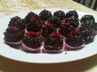 Resep Membuat Kue Coklat Bola Valentine Membuat Kue Coklat Resep Biskuit Kue