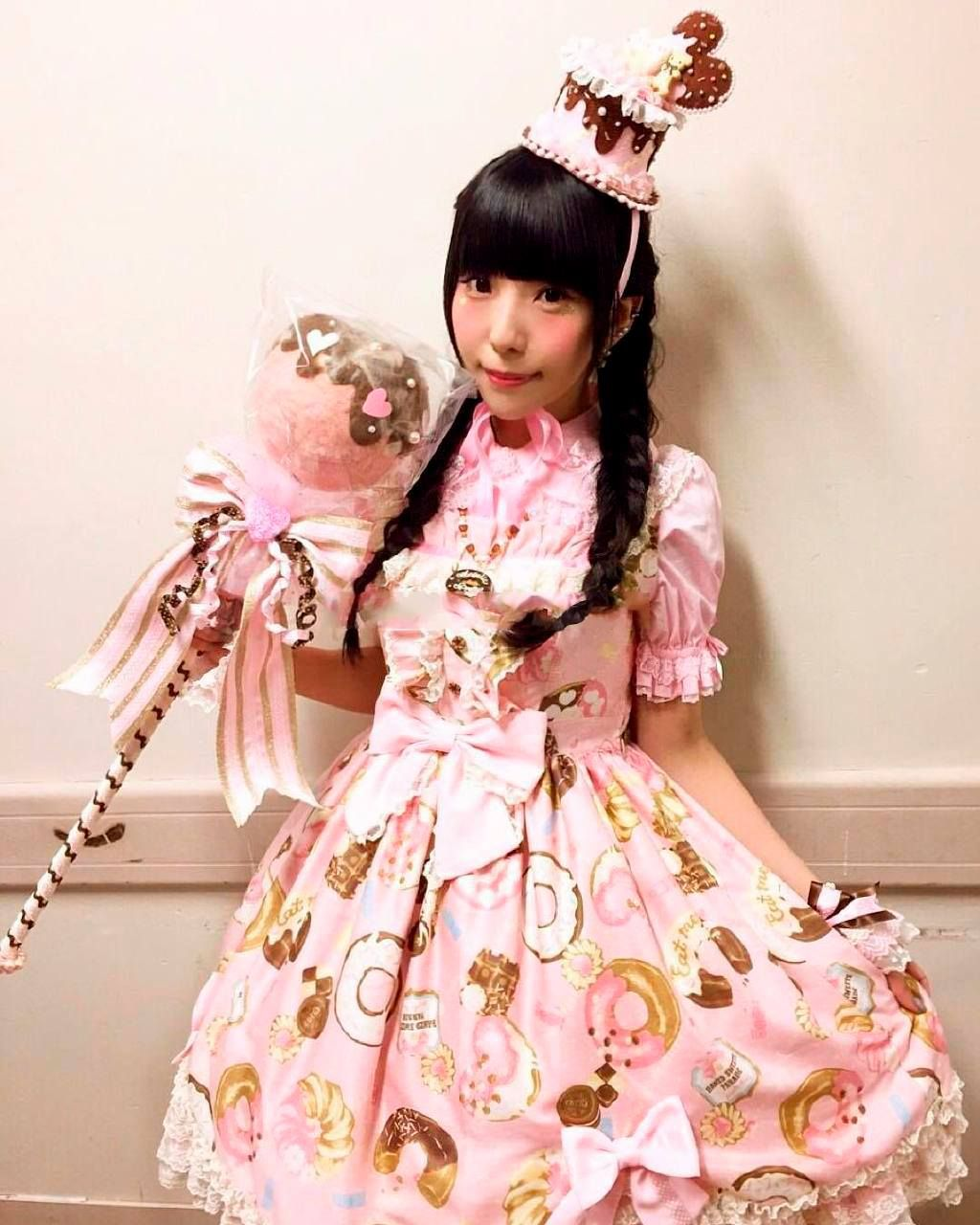 Angelic Pretty Baked Sweets Parade | Lolita~ | Pinterest | Moda lolita