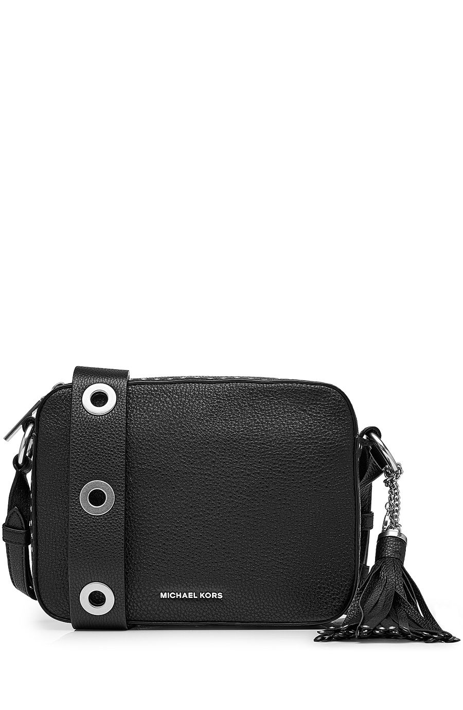 4ac660ca92 MICHAEL MICHAEL KORS Brooklyn Large Leather Camera Bag.  michaelmichaelkors   bags  shoulder bags  leather  lining