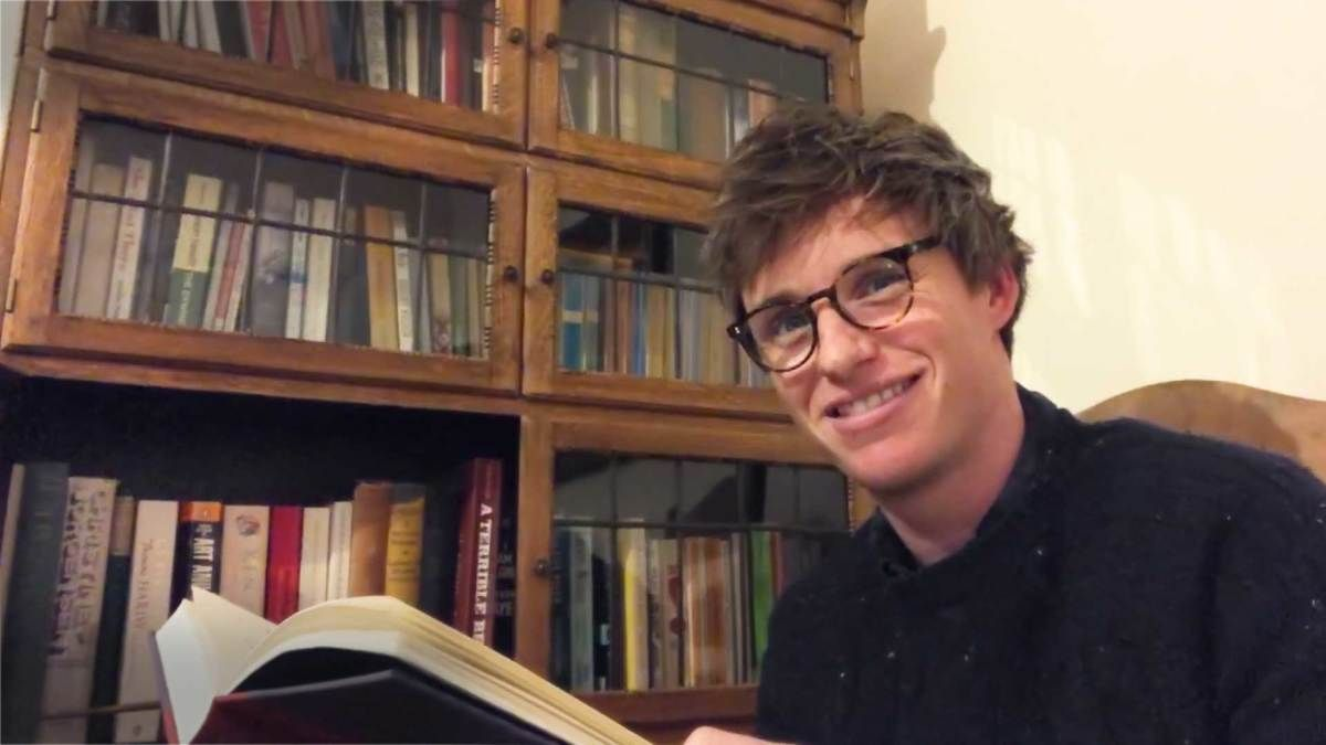 A Trip Down Memory Lane With Harry Potter At Home Wizarding World Eddie Redmayne Wizarding World Harry Potter