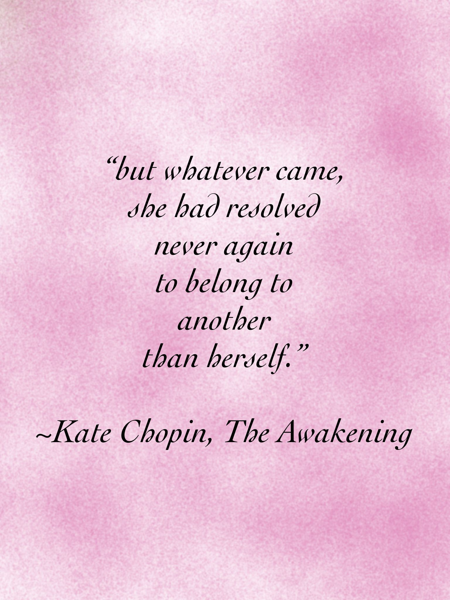 an analysis of frederick chopins impromptu in the awakening by kate chopin Online and print materials relating to kate chopin, as well as a list of primary sources used in the production of kate chopin: a re-awakening.