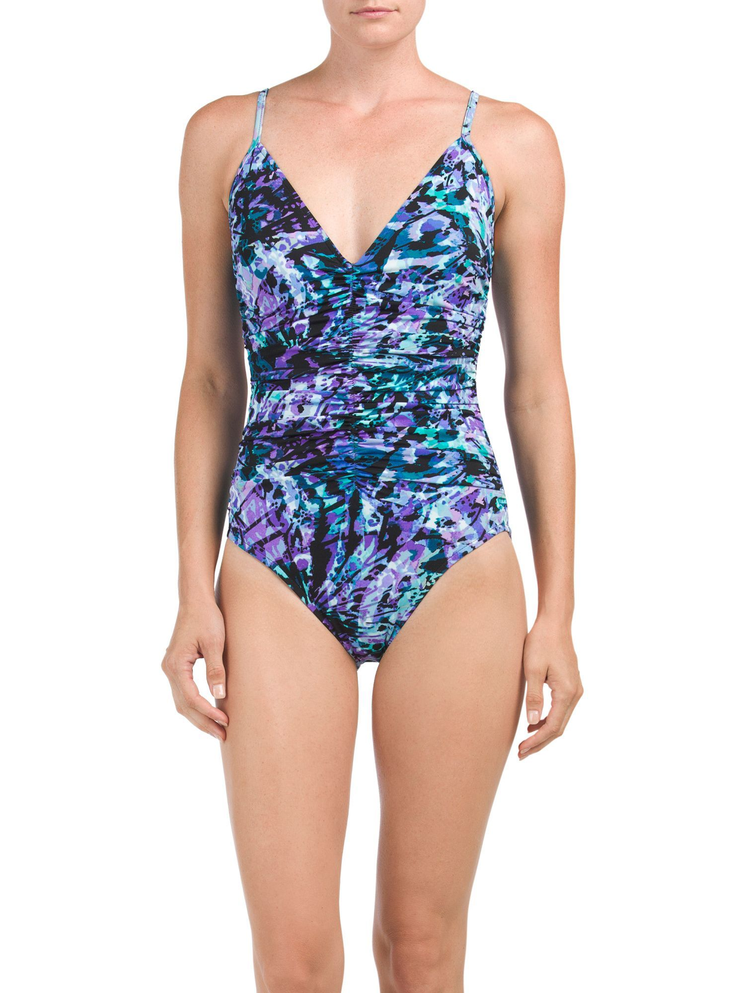 3f062f51ef5 Made In USA Thamar Mio Swimsuit Honeymoon Outfits, One Piece Swimsuit,  Bodice, Womens