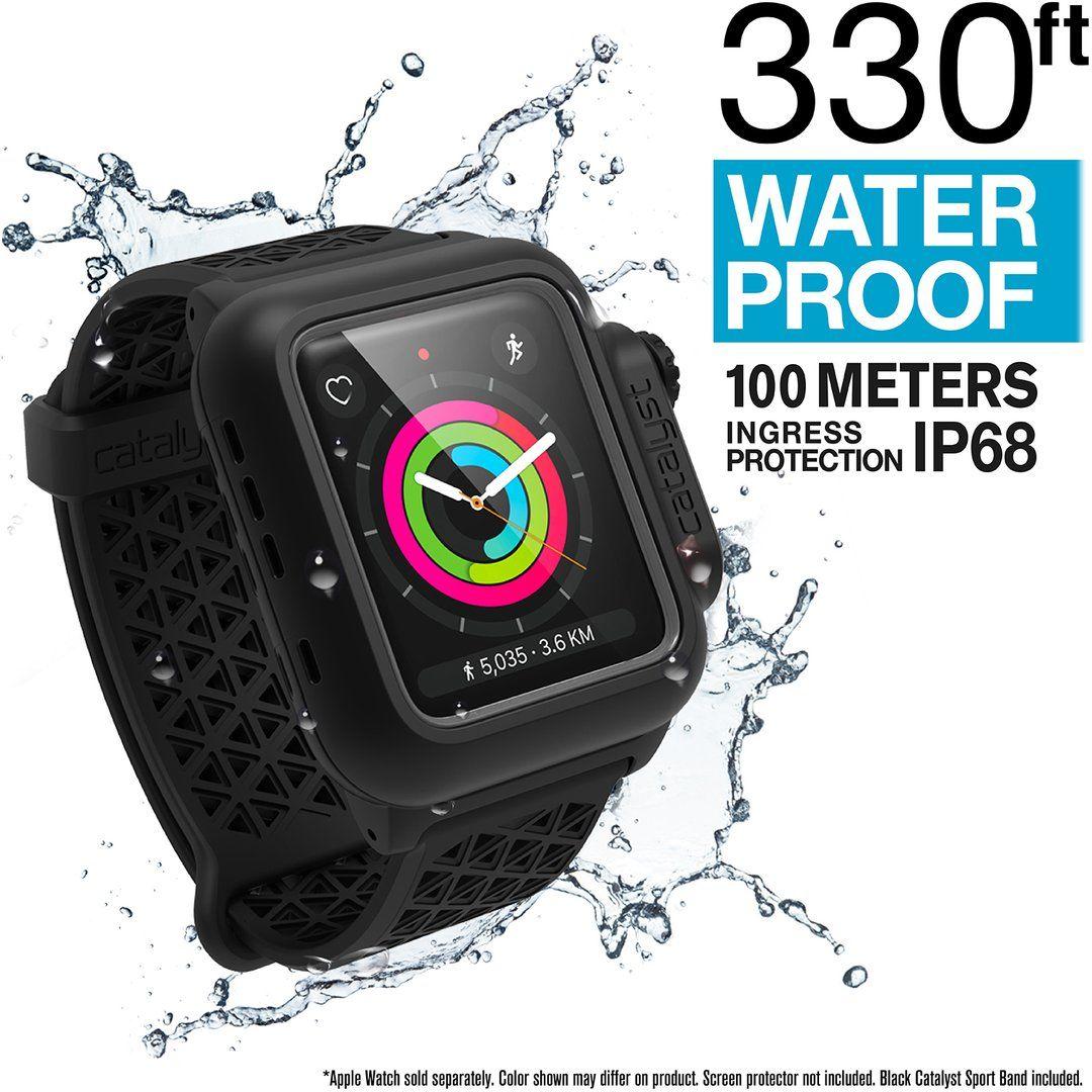Waterproof Case For 42mm Apple Watch Series 3 Sport Band Apple Watch Waterproof Water Proof Case Apple Watch Series 3