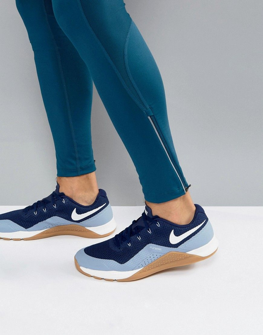 Get This Nike Training S Sneakers Now Click For More Details Worldwide Shipping Nike Training Metcon Repper Dsx Trainers In Blue 898048 402 Blue Trainers