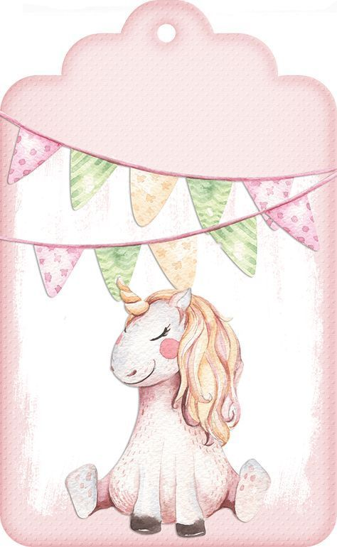 Free Unicorn Birthday Printables – CuteCrafting