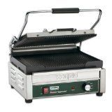 Waring Commercial Grooved Panini Grill with Timer