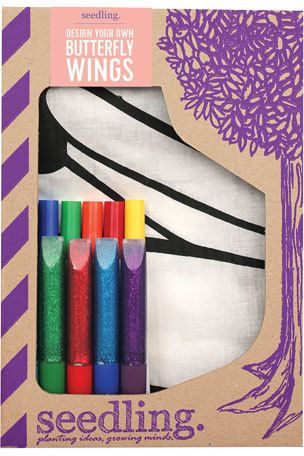 Seedling Design Your Own Butterfly Wings Kit Gift Ideas For