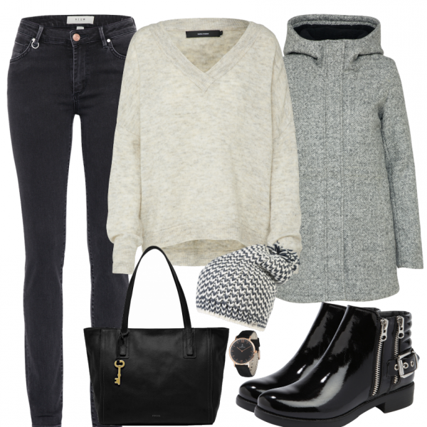 Herbst-Outfits: coldautumn bei FrauenOutfits.de