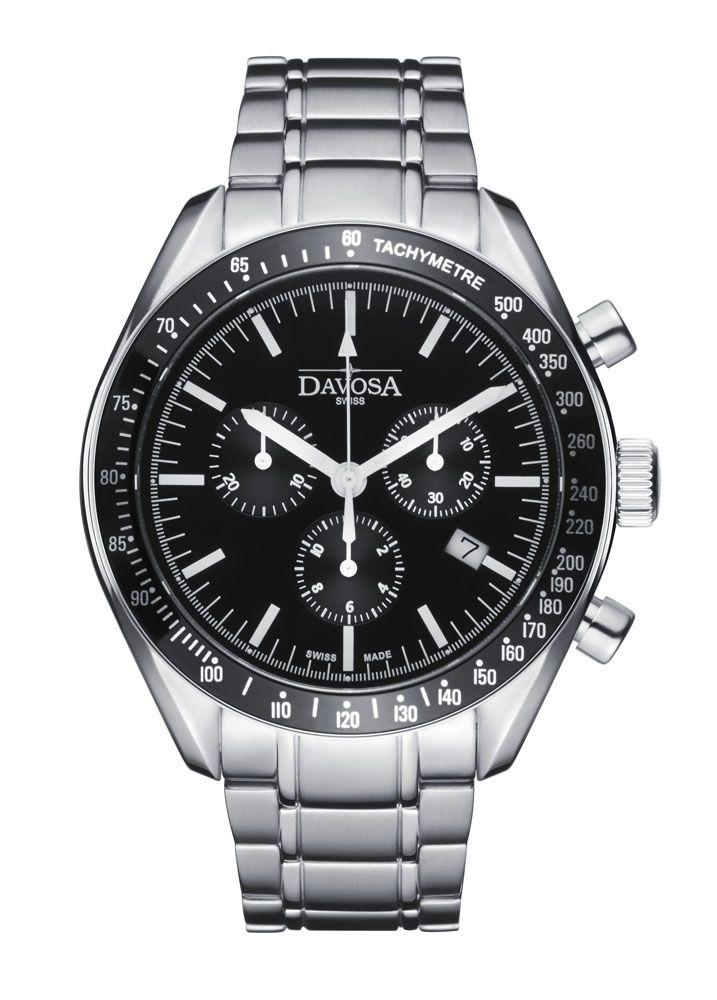 Davosa Race Legend Chronograph - 16347515 - http://www.lestelondon.co.uk/davosa-race-legend-chronograph-16347515-p-3085.html
