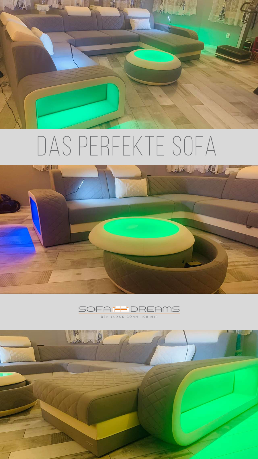 Ecksofa Berlin Ledersofa In 2020 Luxus Couch Xxl Mobel Luxus