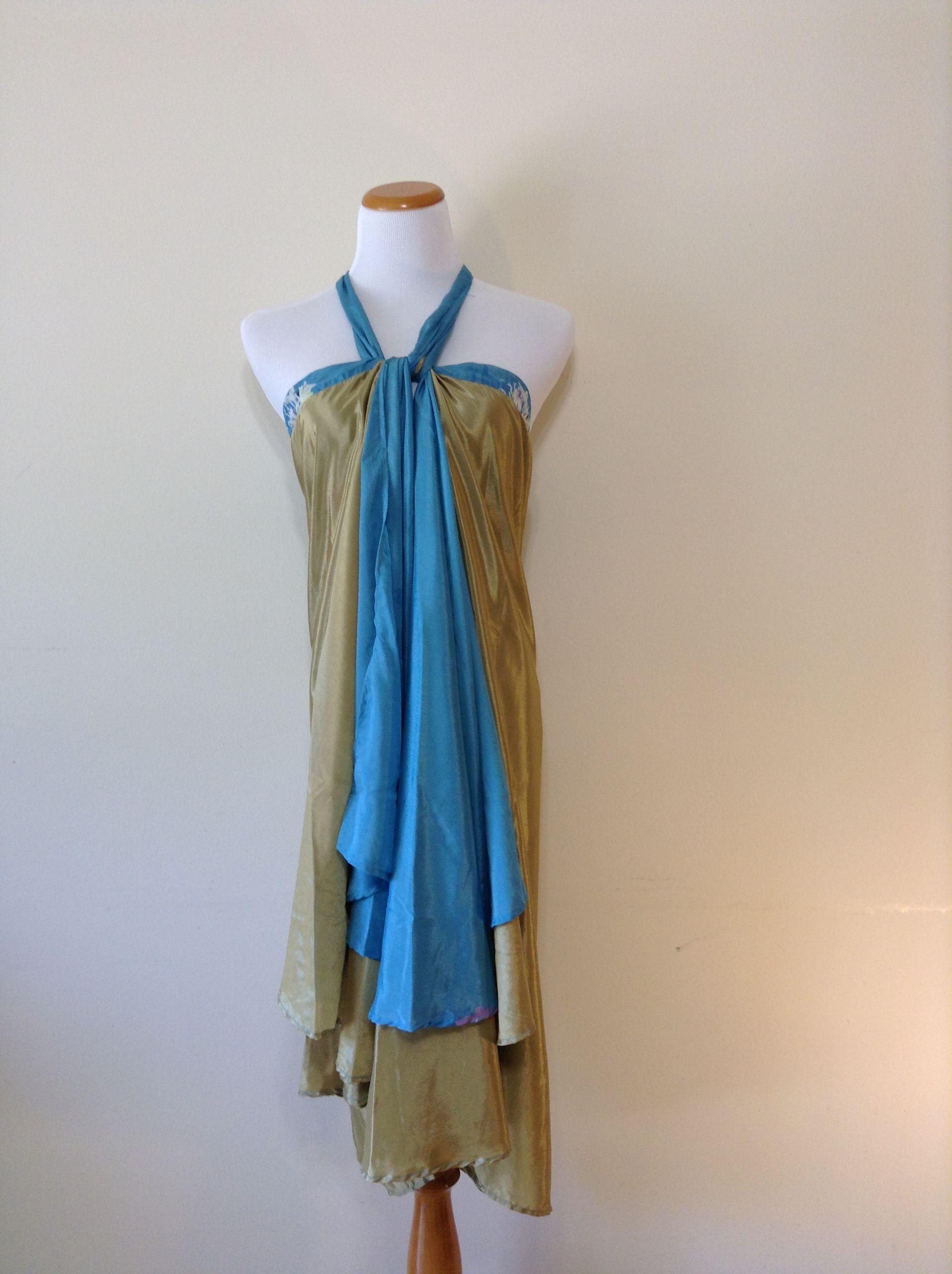 Vintage Silk Wrap
