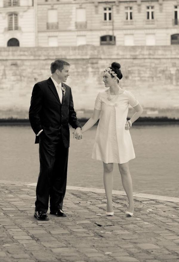 FOR SALE | Vintage 1960s Wedding Dress
