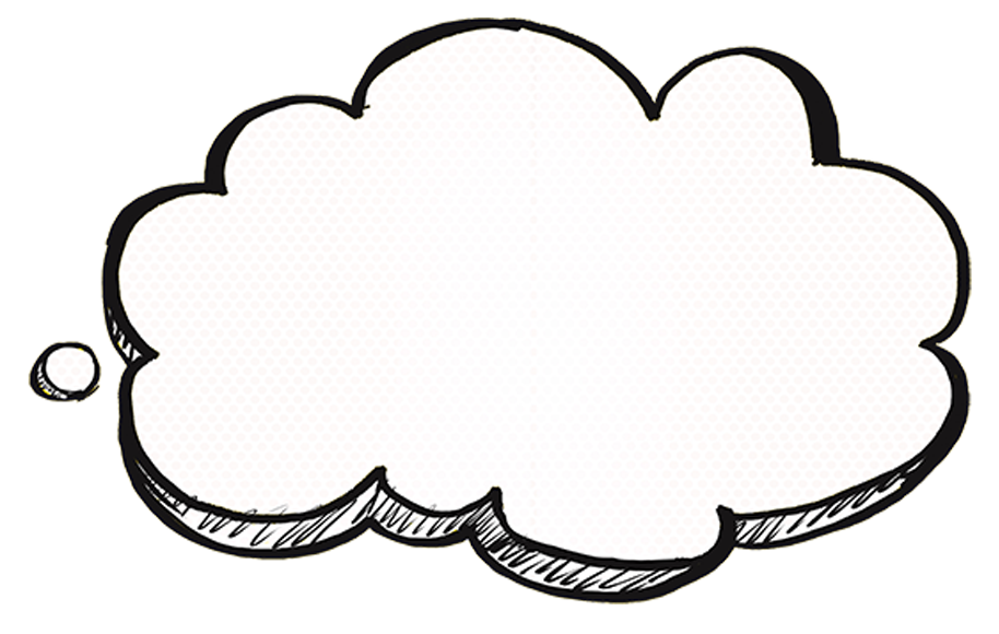 About Thinking Drawing Decorations Cartoon Cloud Cartoon Clouds Cloud Decoration Clip Art