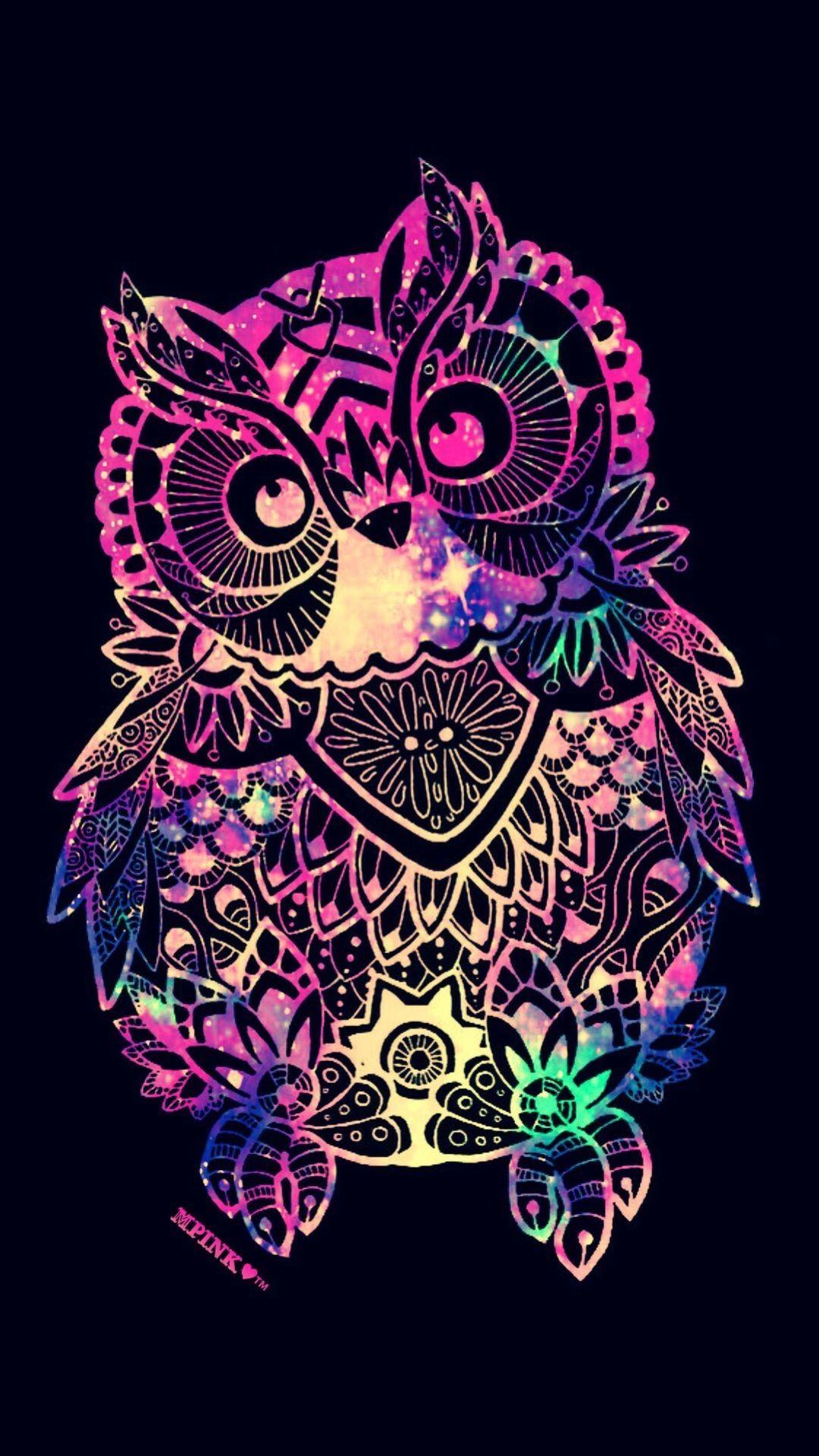 Cute Owl Phone Wallpaper Wallpaper Iphone Neon Iphone Wallpaper Owl Wallpaper