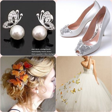 wedding theme butterfly   Butterfly Themed Wedding Ideas and ...