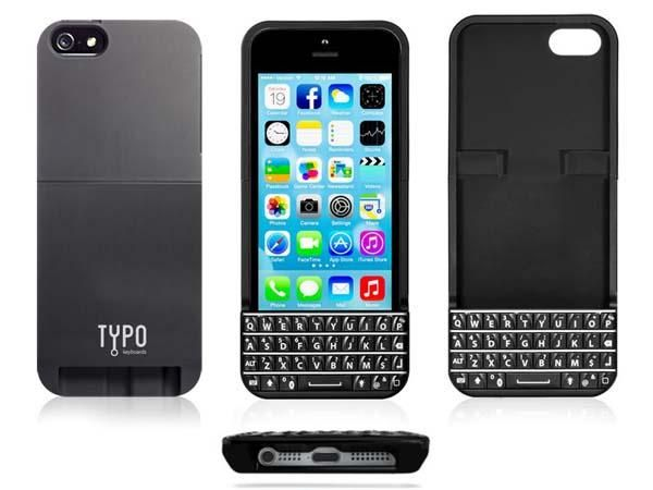 lowest price 69e6a 07b17 Typo Keyboard Case for iPhone 5/5s   Tech stuff   Iphone cases ...