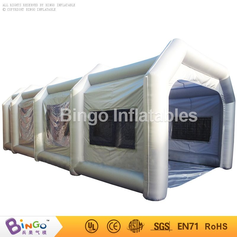 Free Shipping Inflatable Spray Paint Booth With Filters High