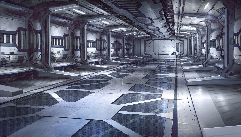 Pin by grant miller on interiors sci fi futuristic for Sci fi decor