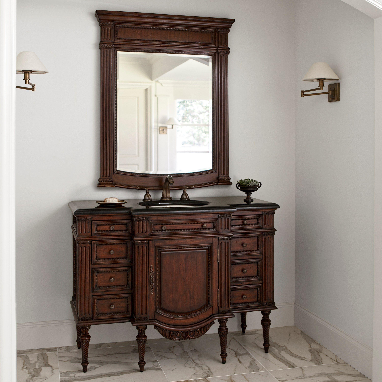 MOZART SINK CHEST   Ambella Home #SinkChests #Bathroom #Vanity