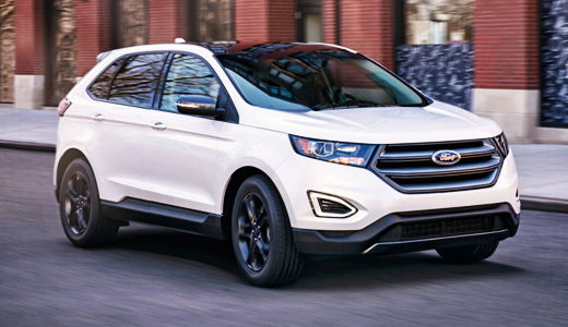 2019 Ford Edge Sport Release Date Ford Edge Sport Ford Edge