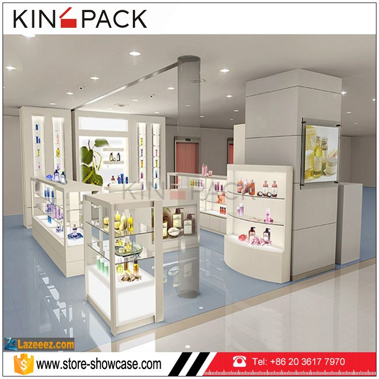 Wholesale Customize Decoration Perfume Shop Furniture Interior