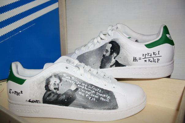 The book of Sogart: CUSTOMIZED STAN SMITH BY SOGART IS BACK
