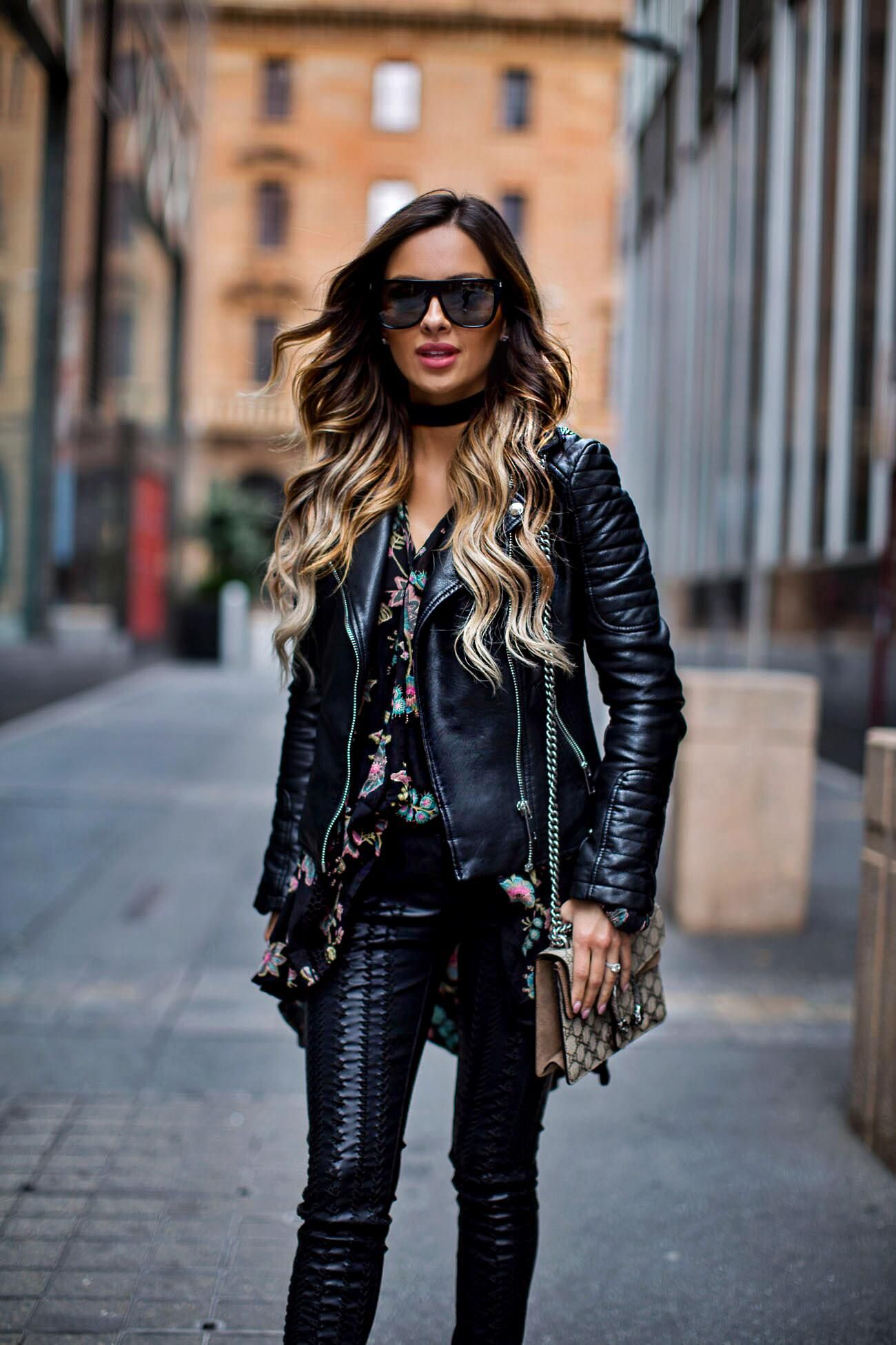 MN fashion blogger mia mia mine wearing a floral tunic by free ...
