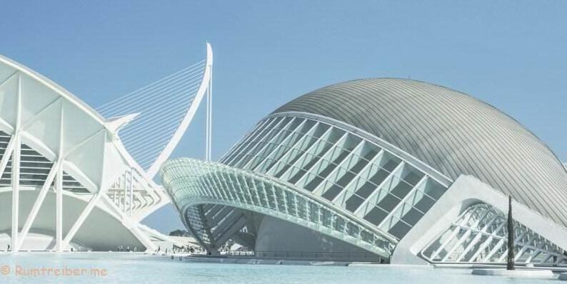 Valencia Reisen und Staunen - http://goo.gl/4TJHgc