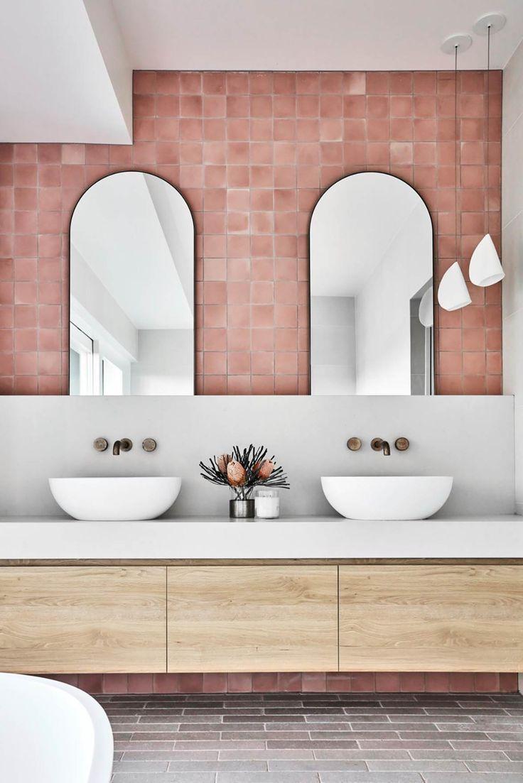boho chic bathroom #homedecor #interiors